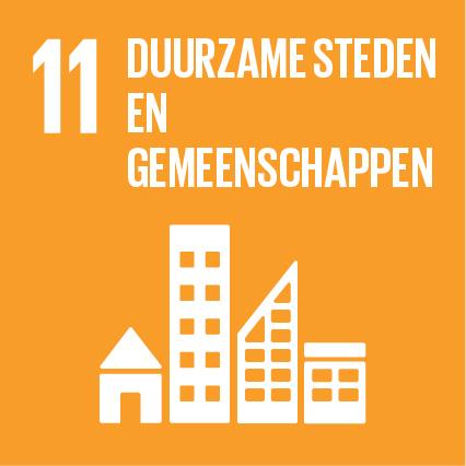 SDG 11 | Duurzame Steden en Gemeenschappen