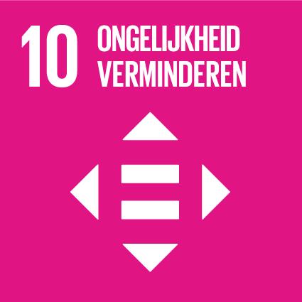SDG 10 | Ongelijkheid Verminderen
