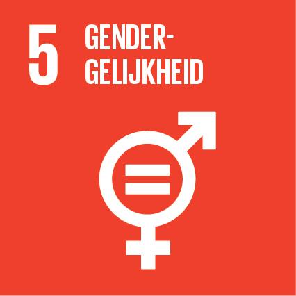 SDG 5 | Gender Gelijkheid