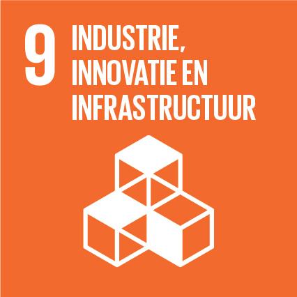 SDG 9 | Industrie, Innovatie en Infrastructuur