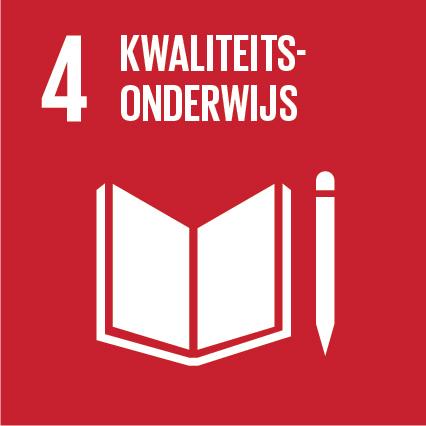 SDG 4 | Kwaliteitsonderwijs