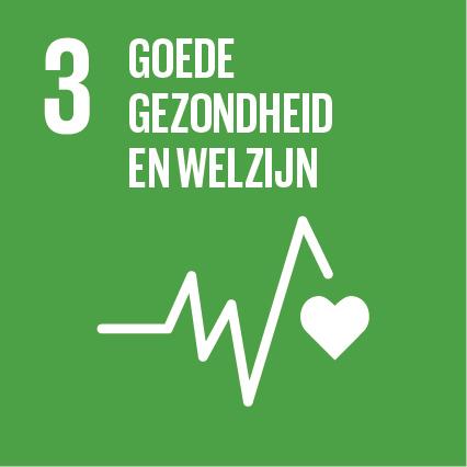 SDG 3 | Goede Gezondheid en Welzijn overal als standaard zetten