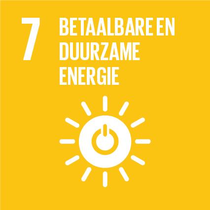 SDG 7 | Betaalbare en Duurzame Energie